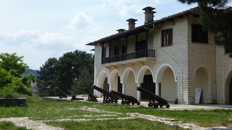 Byzantinische Museum von Ioannina (Epirus)