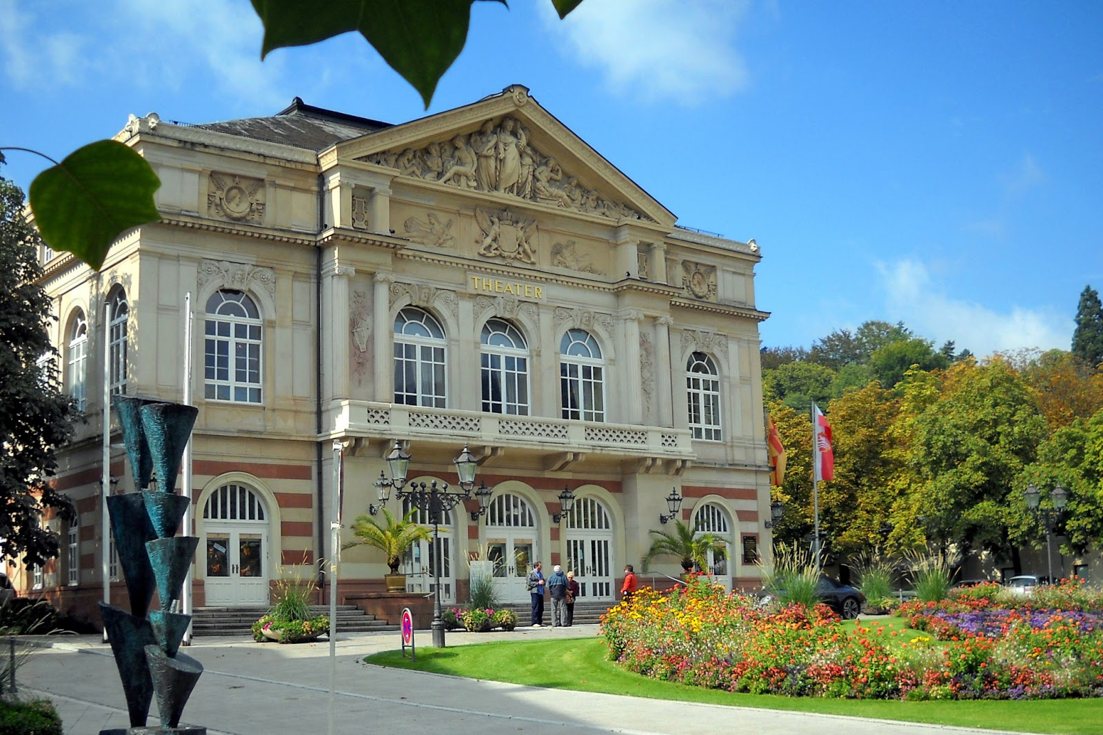 Baden-Baden Germany  city images : ... Bade . A voyage to Baden Baden, Baden Württemberg, Germany, Europe