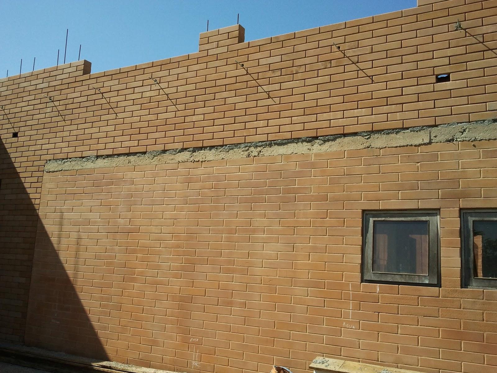 Construindo e Ampliando com Tijolo Solo cimento / Ecológico: Mezanino #2E709D 1600x1200 Banheiro Com Tijolo Ecologico