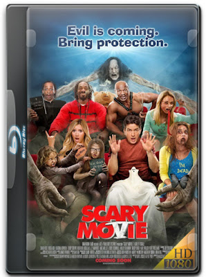 scary movie 5 2013 1080p latino Scary Movie 5 (2013) Latino 1080p