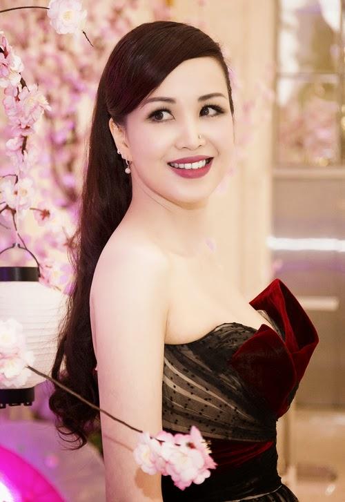 The first Vietnam Miss - Dieu Hoa