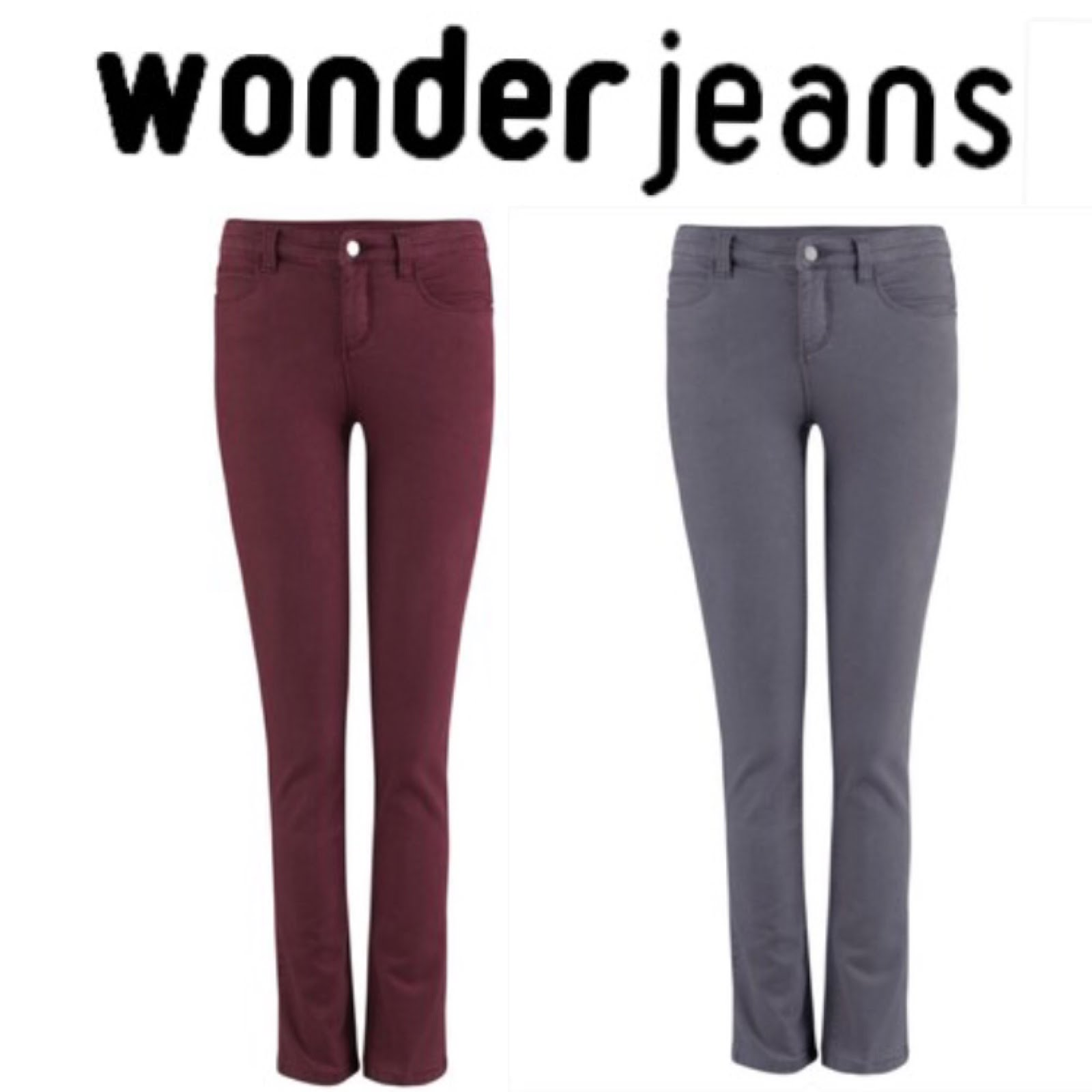 Wonderjeans - Jeans that fit