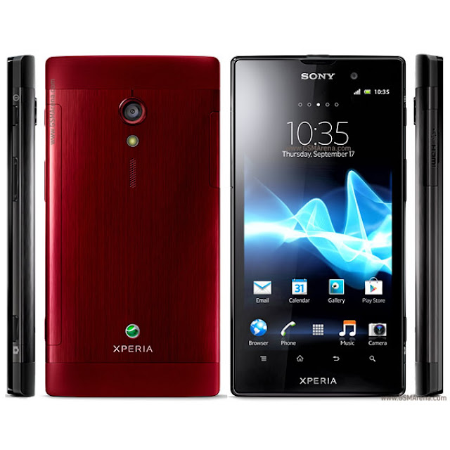Sony Xperia Ion Images 10