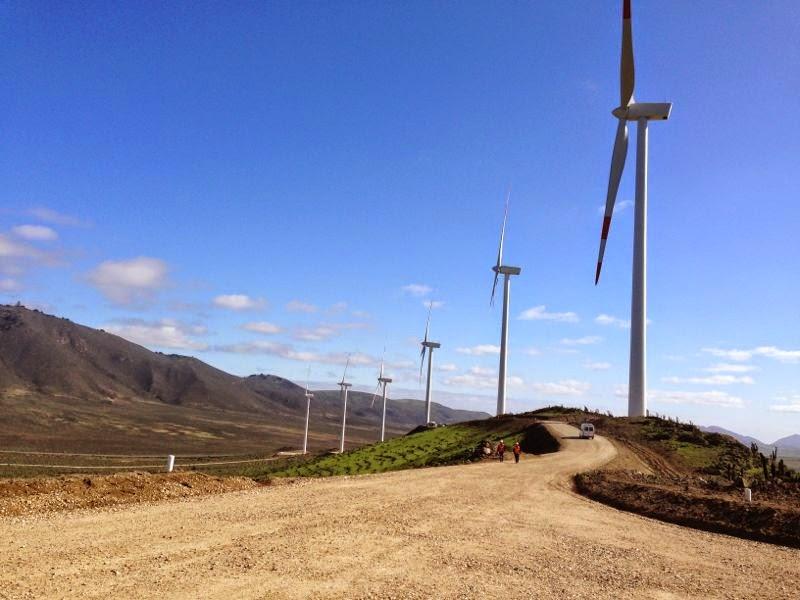 Energias Renovables Chile Energías Renovables no