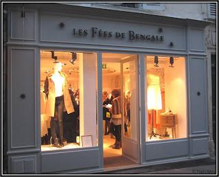Fees de Bengale printemps-été 2012 boutique Paris 18 abbesse