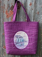 Quilted Bag & Tote Patterns - Quilting Downloads - Page 1