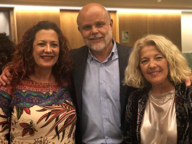 Najmarabic en el Homenaje a Salvador, Presidente de Zegrí