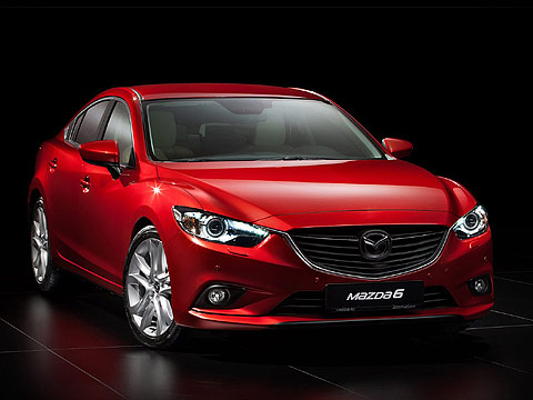 2013 Mazda 6 Sedan japanese car photos . 480 x 360 pixels