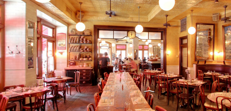 The hip urban girl 39 s guide urban eats pastis nyc for Hippest hotels in nyc