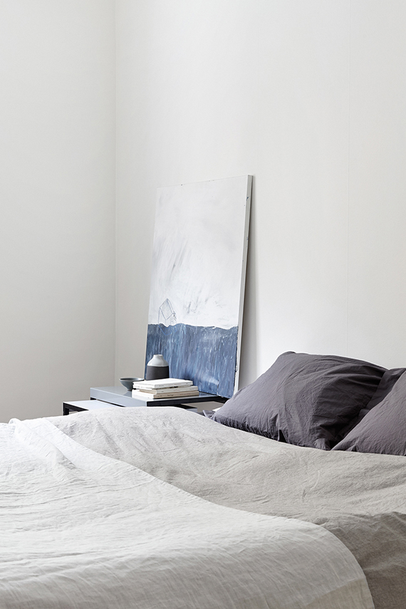 Image via coco lapine design follow this blog on bloglovin - Seriously Crisp Bedrooms My Paradissi
