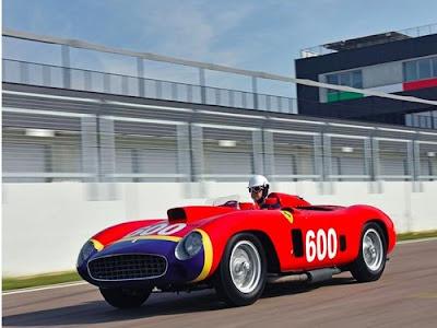 Mobil Ferrari Classic Ini Terjual Seharga Rp 393,5M