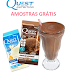 Amostras Grátis do MilkShake Quest Protein Chocolate