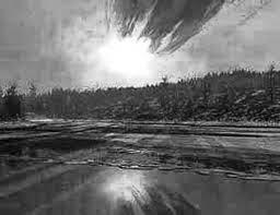 açıklanamayan olaylar tunguska patlaması