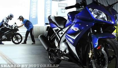 Spesifikasi Lengkap dan Harga Yamaha YZF-R15 Versi 2.0 Indonesia Terbaru