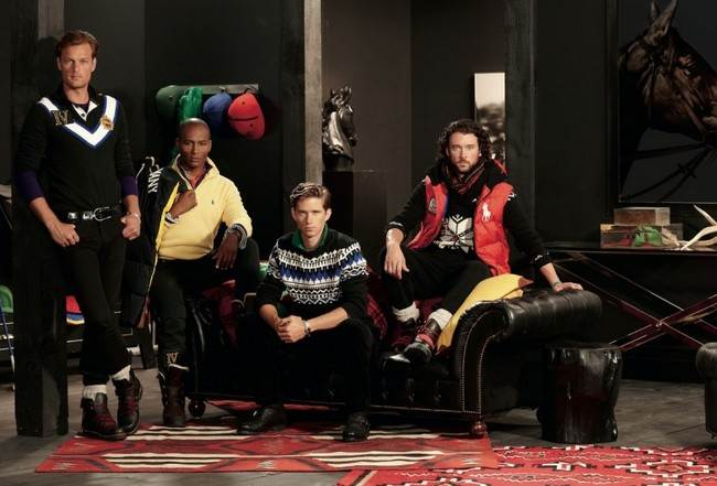 Polo Ralph Lauren Holidays 2012