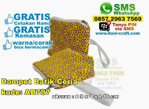 Dompet Batik Ceria