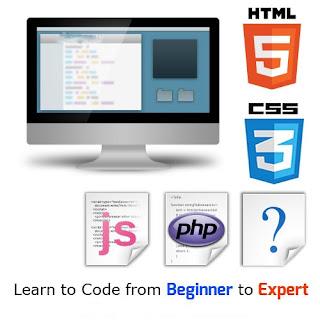 5 مواقع لتعليم برمجة وتطوير المواقع بسهولة