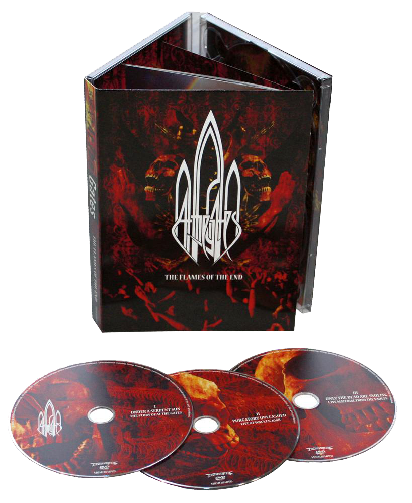 At The Gates - Melodic Death Metal [DVDs]
