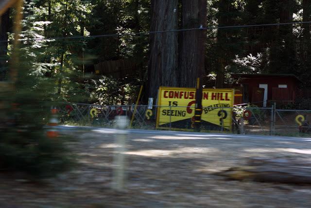 confusion hill northern california
