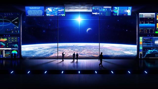Sci- Fi Wallpaper
