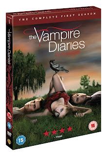 vampires, TV