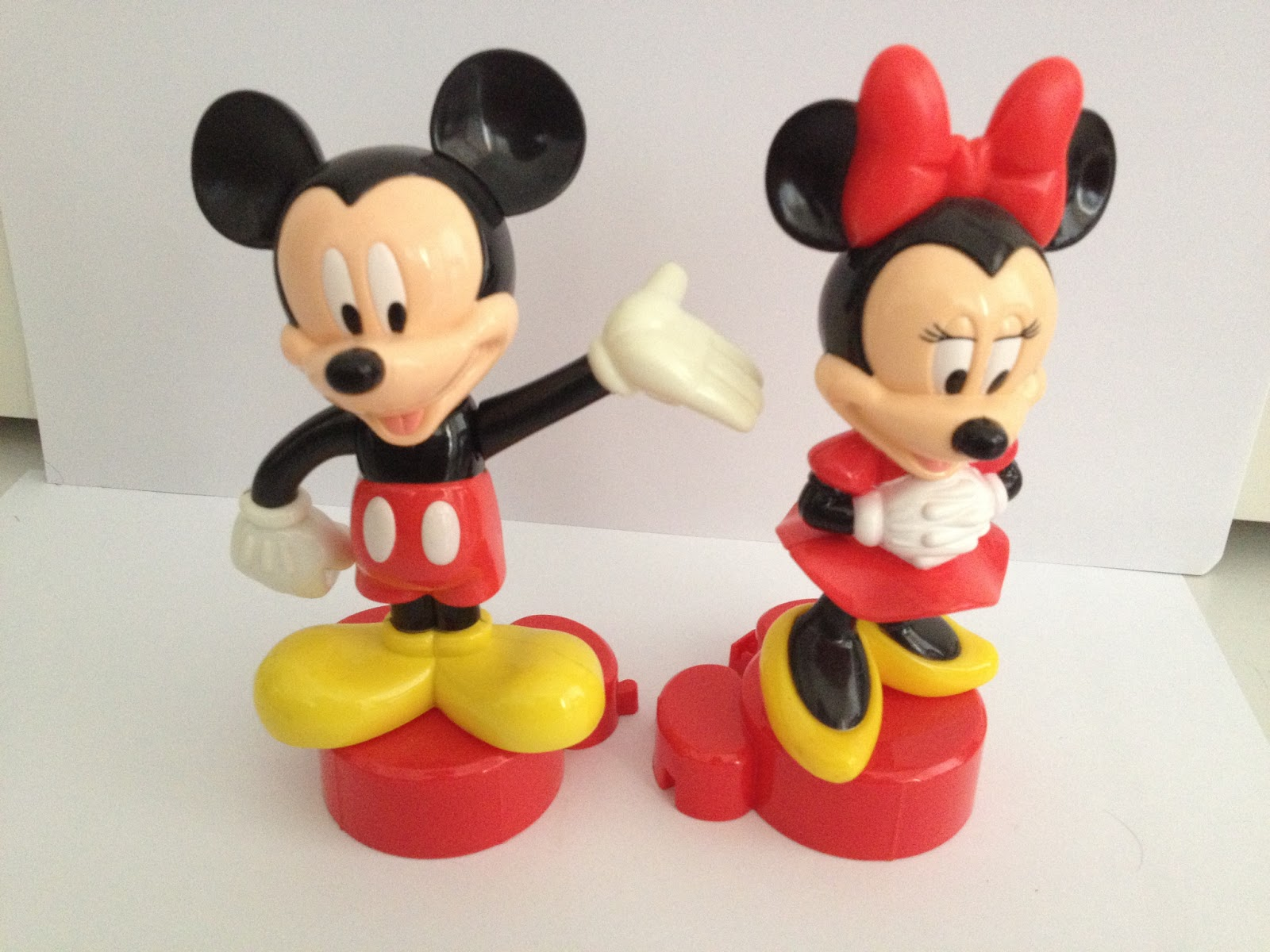 Mickey Mouse Toys : Niwde hobbies collection mcdonald s toys mickey mouse
