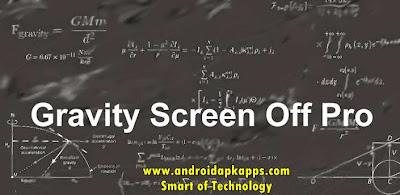 Gravity Screen Pro – On/Off v1.78.2 Apk