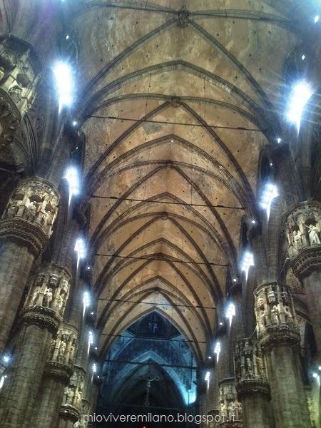 Duomo di Milano: nuova illuminazione