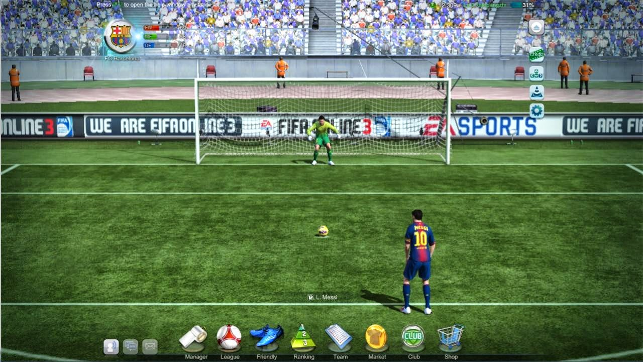 Fifa Online 3 Indonesia Single Link