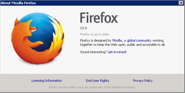 Mozilla Firefox 23 Final FREE Download Setup Offline Installer
