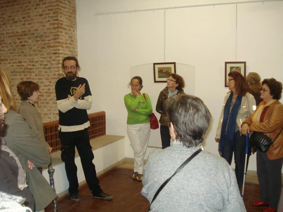 Exposición itinerante Circuito Cultural AUPEX 2012