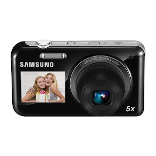 Samsung PL120 digital camera for filming Youtube video