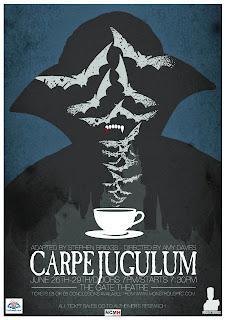 Carpe Jugulum poster
