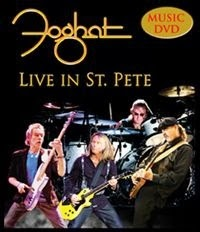 Foghat - Live In St. Pete DVD