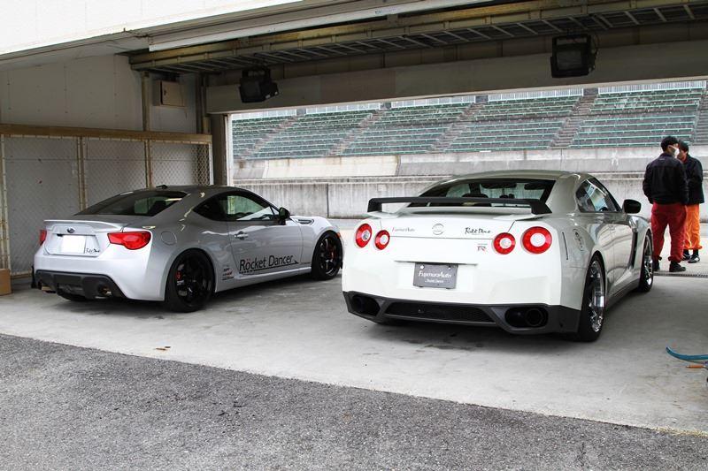 Subaru BRZ, Nissan GT-R, prawdziwe sportowe samochody, japońska motoryzacja, Godzilla, Boxer, tory wyścigowe, JDM