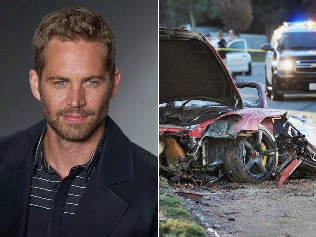 Star Paul Walker Fast&Furious Dies in Porsche Carrera GT Crash