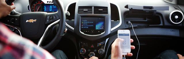 Sistema Chevrolet Mylink