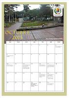 Calendario Ambiental Octubre 2015