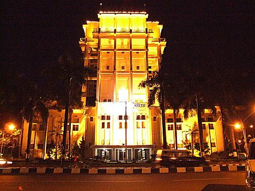 Gedung Kantor Walikota Palembang