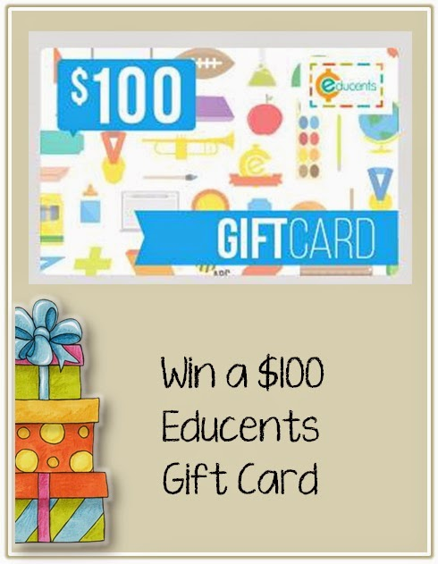 Win an EduCents $100 Gift Cert via Clever Classroom's blog
