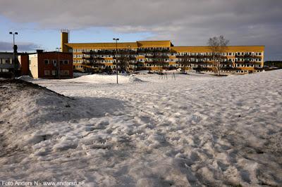 Svappavaara, Ormen Långe, Ralph Erskine