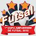 1ª Copa Amparense de Futsal chega à fase de mata-mata