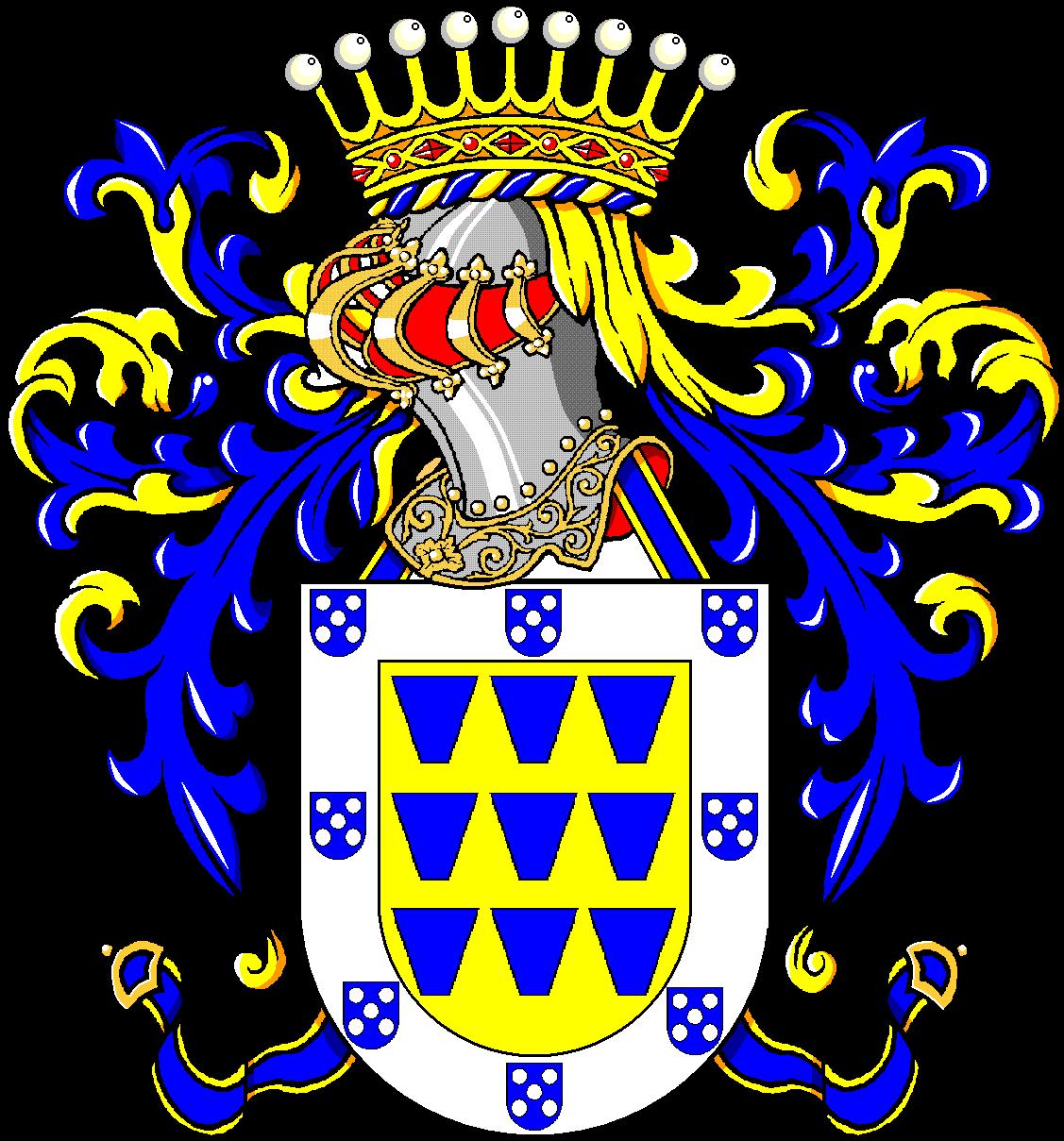 Brasão da Família Cunha