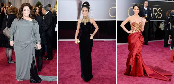 Oscars 2013 Worst Dressed