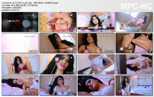 Download Video Behind The Scene (BTS) Marissa Jasmine, CoverPlay POPULAR Indonesia No.325 - Februari 2015   www.insight-zone.com