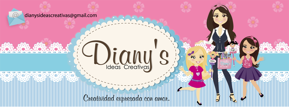 Diany's Ideas Creativas