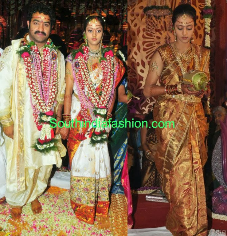 jr ntr wedding photos