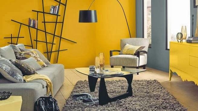 deco amarillo jaune