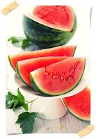 manfaat kulit semangka