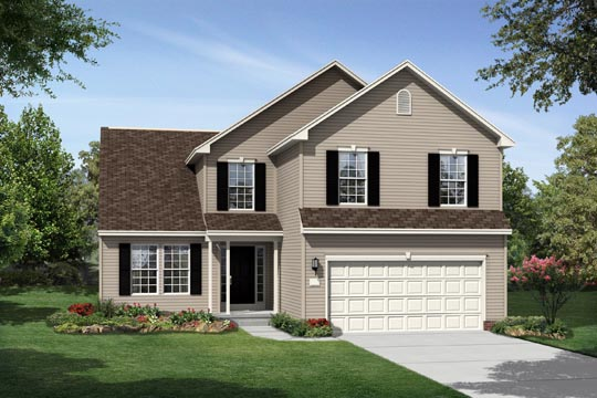 New home designs latest.: Ohio homes designs USA.